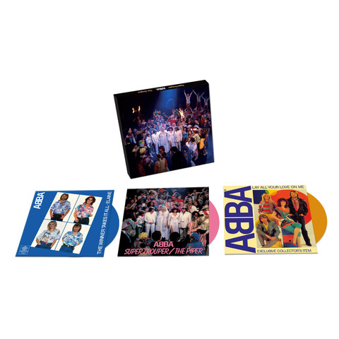 √Super Trouper (40th Anniversary - Ltd. Edition Single Box) von ABBA -  jetzt im Bravado Shop