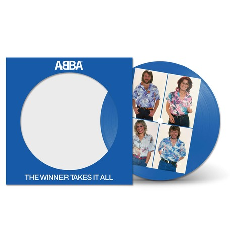 √The Winner Takes It All (40th Anniversary - Ltd. Picture Disc) von ABBA - vinyl jetzt im Bravado Shop