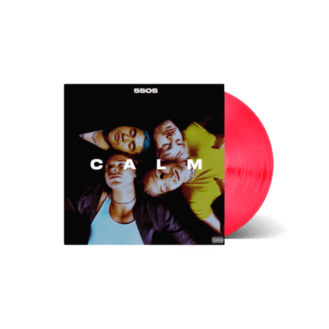 Calm (Ltd. Coloured Vinyl) von 5 Seconds of Summer - LP jetzt im Bravado Shop