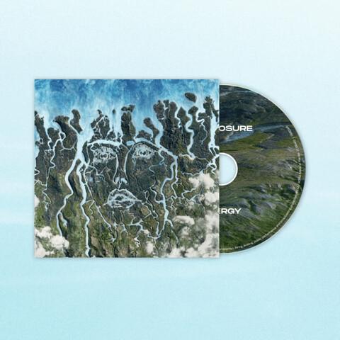 √Energy: CD von Disclosure - CD jetzt im Bravado Shop
