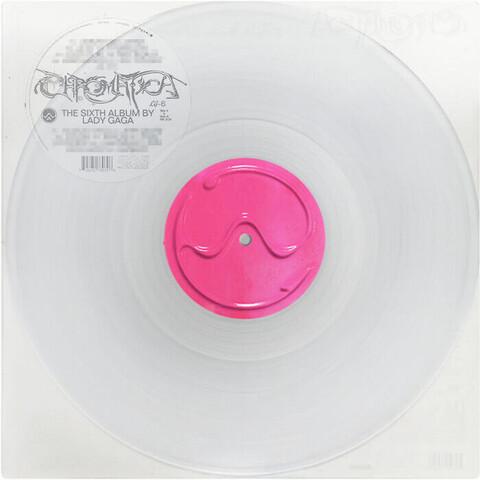 √CHROMATICA MILKY CLEAR VINYL von Lady Gaga - LP jetzt im Bravado Shop
