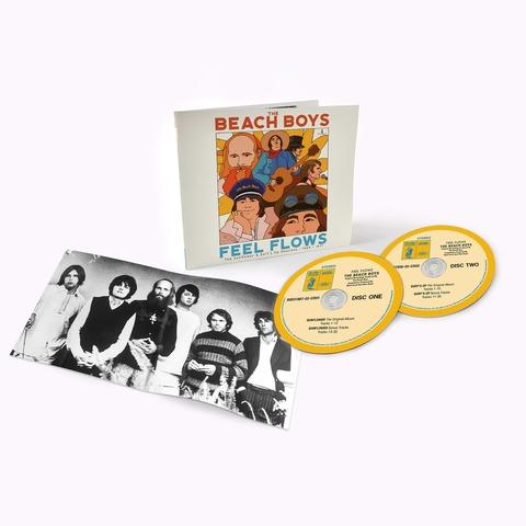 Feel Flows (2CD) von Beach Boys - 2CD jetzt im Bravado Shop