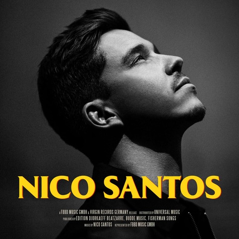Nico Santos von Nico Santos - CD jetzt im Bravado Shop
