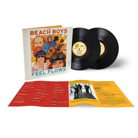 Feel Flows (2LP) von Beach Boys - 2LP jetzt im Bravado Shop