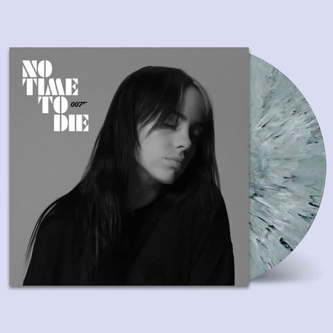 No Time To Die (Ltd. Coloured 7'' Vinyl) von Billie Eilish - LP jetzt im Bravado Shop