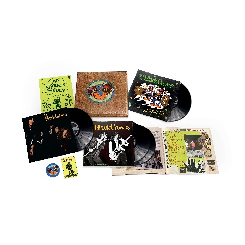 √Shake Your Money Maker (30th Anniversary - Ltd. Super Deluxe 4LP) von Black Crowes - 4LP jetzt im Bravado Shop