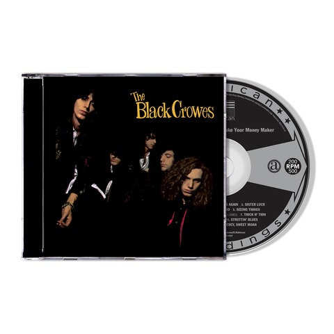 Shake Your Money Maker (30th Anniversary - CD) von Black Crowes - CD jetzt im Bravado Shop