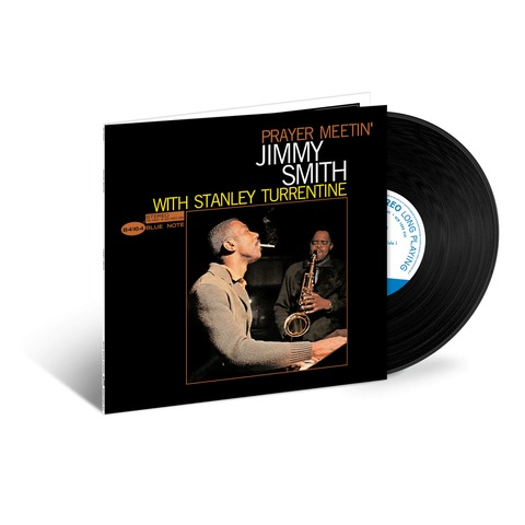 √Prayer Meetin' - with Stanley Turrentine (Tone Poet Vinyl) von Jimmy Smith - LP jetzt im Bravado Shop