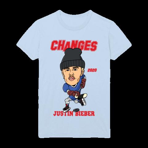 √Changes Hockey Doodle von Justin Bieber - T-Shirt jetzt im Bravado Shop