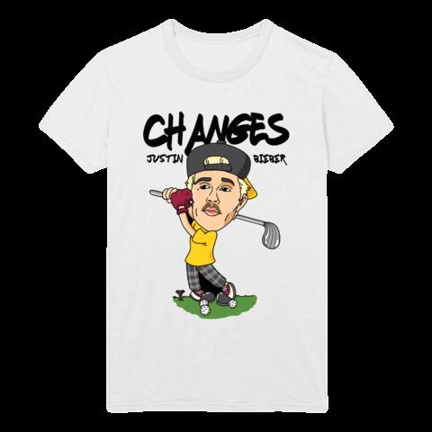 √Changes Golf Doodle von Justin Bieber - T-Shirt jetzt im Bravado Shop