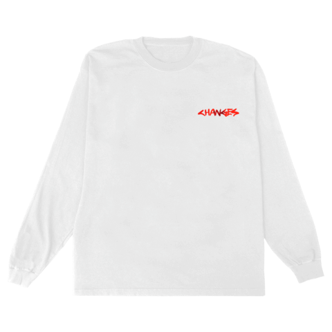 √Changes Photo Longsleeve T-Shirt II von Justin Bieber - Long-sleeve jetzt im Bravado Shop