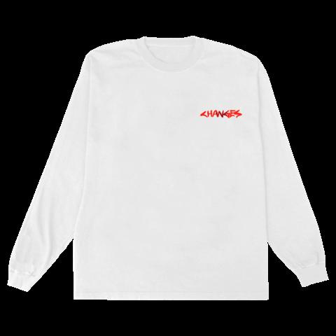 Changes Photo Longsleeve T-Shirt II von Justin Bieber - Longsleeve jetzt im Bravado Shop