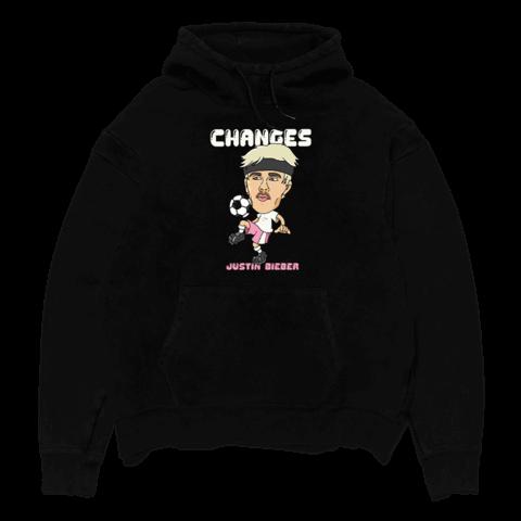 √Changes Soccer Doodle von Justin Bieber - Hood sweater jetzt im Bravado Shop