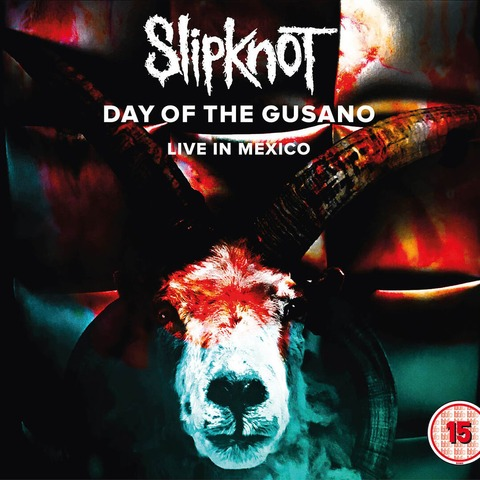 √Day of The Gusano (Live at Knotfest Mexico 2015) Ltd. Colour 3LP + DVD von Slipknot -  jetzt im Bravado Shop
