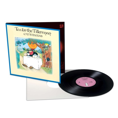 √Tea For The Tillerman (Vinyl) von Yusuf / Cat Stevens - LP jetzt im Bravado Shop