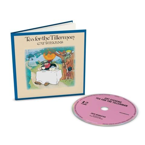 √Tea For The Tillerman von Yusuf / Cat Stevens - CD jetzt im Bravado Shop