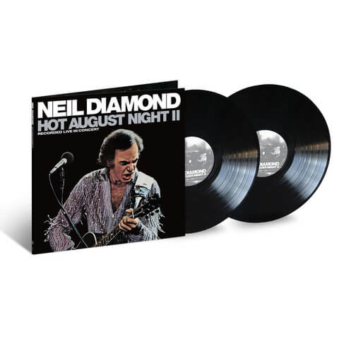 √Hot August Night II (2LP) von Neil Diamond - 2LP jetzt im Bravado Shop