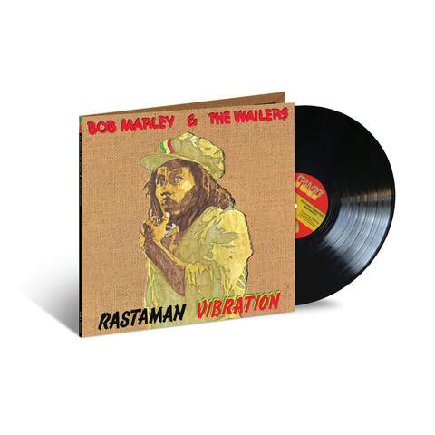 √Rastaman Vibration (Ltd. Jamaican Vinyl Pressings) von Bob Marley & The Wailers - lp jetzt im Bravado Shop