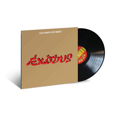 √Exodus (Ltd. Jamaican Vinyl Pressings) von Bob Marley & The Wailers - LP jetzt im Bravado Shop