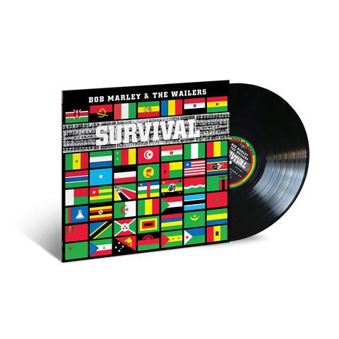 √Survival (Ltd. Jamaican Vinyl Pressings) von Bob Marley & The Wailers - LP jetzt im Bravado Shop