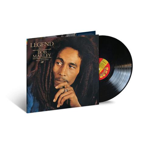 √LEGEND (Ltd. Jamaican Vinyl Pressings) von Bob Marley & The Wailers - LP jetzt im Bravado Shop