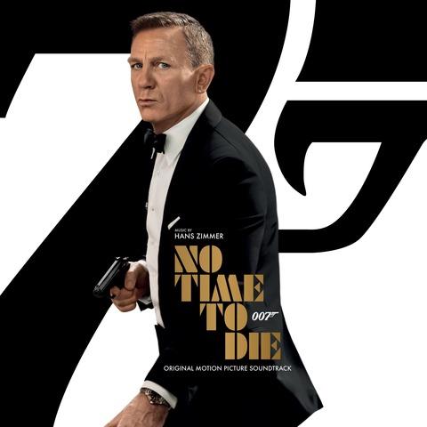 Bond 007: No Time To Die (CD) von Hans Zimmer - CD jetzt im Bravado Store