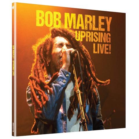 √Uprising Live (Ltd. Edition Coloured 3LP) von Bob Marley -  jetzt im Bravado Shop