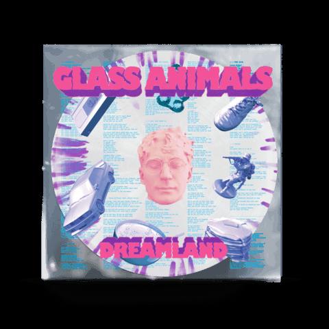 √Dreamland (Deluxe Splatter Vinyl - Limited Edition) von Glass Animals - LP jetzt im Bravado Shop