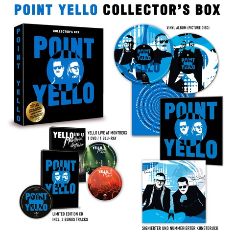 √Point (Ltd. Collector's Box) von Yello - Box jetzt im Bravado Shop