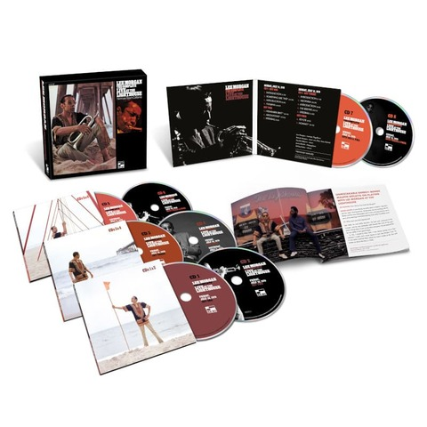 The Complete Live At The Lighthouse (8CD Boxset) von Lee Morgan - CD Boxset jetzt im Bravado Store