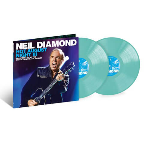 √Hot August Night III (Ltd. Coloured 2LP) von Neil Diamond - 2LP jetzt im Bravado Shop