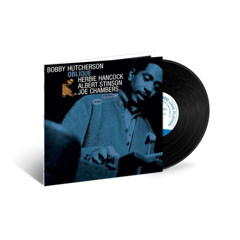 √Oblique (Tone Poet Vinyl) von Bobby Hutcherson - LP jetzt im Bravado Shop