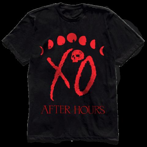 √XO LOGO MOON PHASE TEE von The Weeknd - T-Shirt jetzt im Bravado Shop