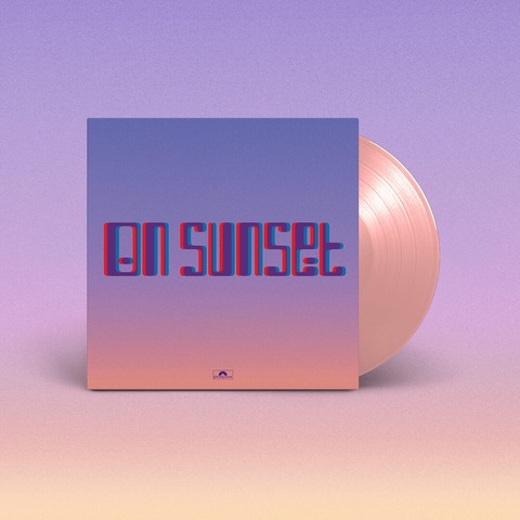 On Sunset (Ltd. Colour Vinyl) von Paul Weller - LP jetzt im Bravado Shop