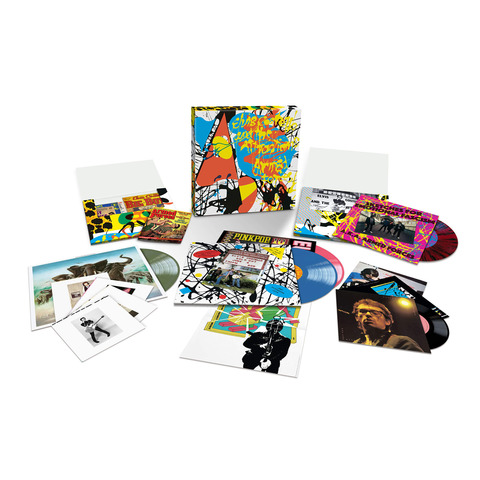 √Armed Forces (Coloured 9LP Super Deluxe Boxset) von Elvis Costello - Box set jetzt im Bravado Shop