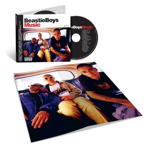 √Beastie Boys Music von Beastie Boys - CD jetzt im Bravado Shop