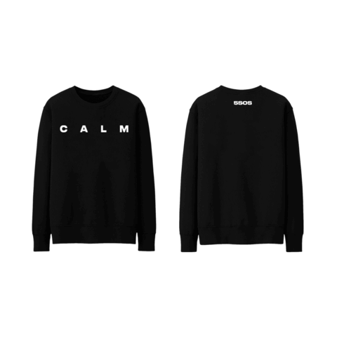 √Black CALM von 5 Seconds of Summer - Sweater jetzt im Bravado Shop