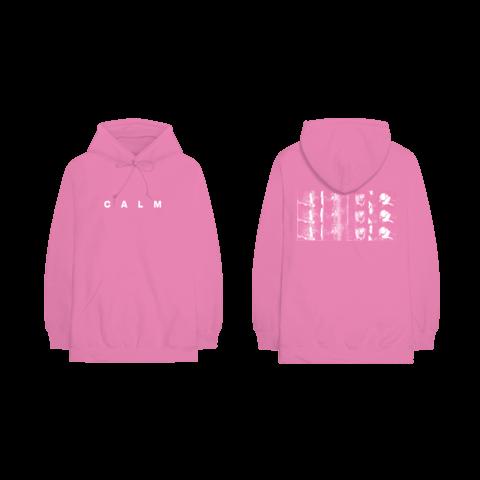 √Pink CALM von 5 Seconds of Summer - Hood sweater jetzt im Bravado Shop
