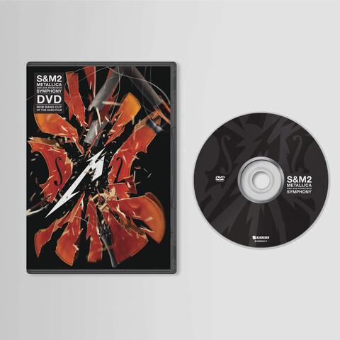 √S&M2 von Metallica - DVD jetzt im Bravado Shop