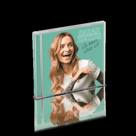 √Wo mein Herz ist von Sarah Zucker - CD jetzt im Bravado Shop