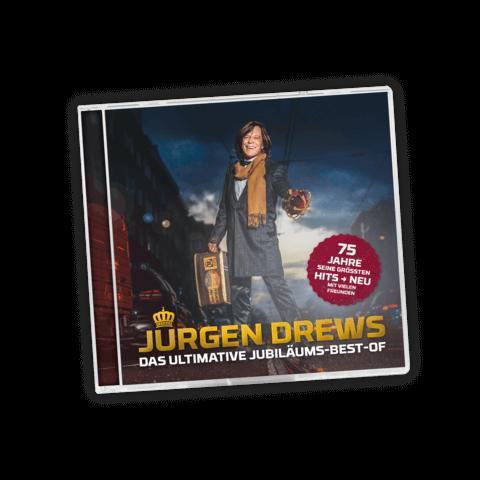 √Das Ultimative Jubiläums-Best-Of von Jürgen Drews - CD jetzt im Bravado Shop