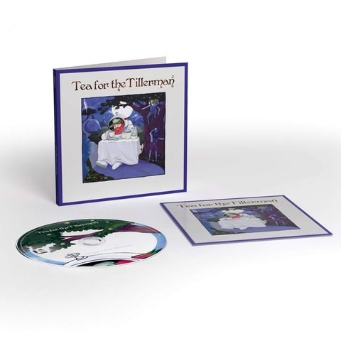 √Tea For The Tillerman 2 von Yusuf / Cat Stevens - CD jetzt im Bravado Shop