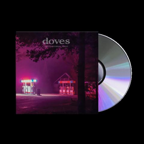√The Universal Want von Doves - CD jetzt im Bravado Shop