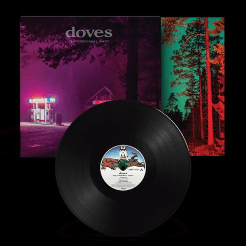 √The Universal Want von Doves - LP jetzt im Bravado Shop
