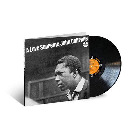A Love Supreme (Acoustic Sounds) von John Coltrane - LP jetzt im Bravado Shop