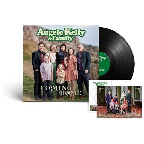 √Coming Home (Ltd. 2LP inkl. Autogrammkarte) von Angelo Kelly & Family - 2LP jetzt im Bravado Shop
