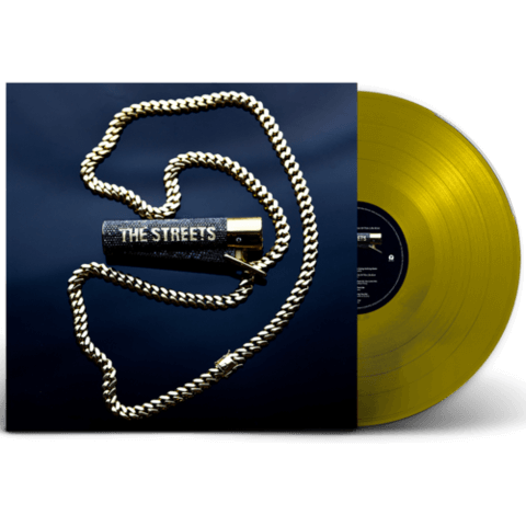 √NONE OF US ARE GETTING OUT OF THIS ALIVE (LTD GOLD LP) von The Streets - LP jetzt im Bravado Shop