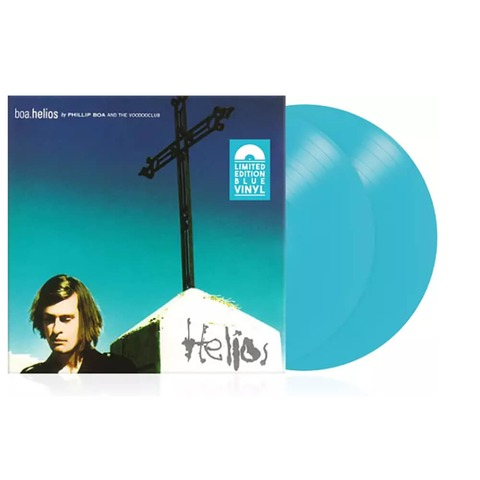 √Helios (Ltd. Coloured 2LP) von Phillip Boa And The Voodooclub - 2LP jetzt im Bravado Shop