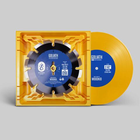 √Goliath 7'' von Woodkid - Vinyl jetzt im Bravado Shop