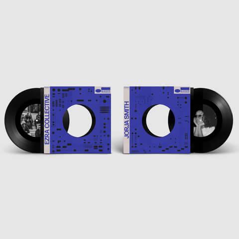 Rose Rouge / Footprints (Ltd. 7'' Single) von Jorja Smith / Ezra Collective - Vinyl jetzt im Bravado Shop